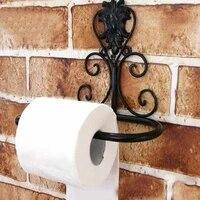 Rouleau Porte-Serviettes En Papier Hygienique En Papier Toilette Porte-Rouleau Retro Decoration De Salle De Bain Mural Porte-Serviettes En papier Nouveau