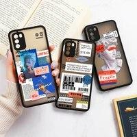 case for xiaomi redmi note10 note 9 8 pro case luxury hard pc phone cover poco x3 pro x3 nfc m3 f310s 9s 9a 9c 7 9t fundas coque