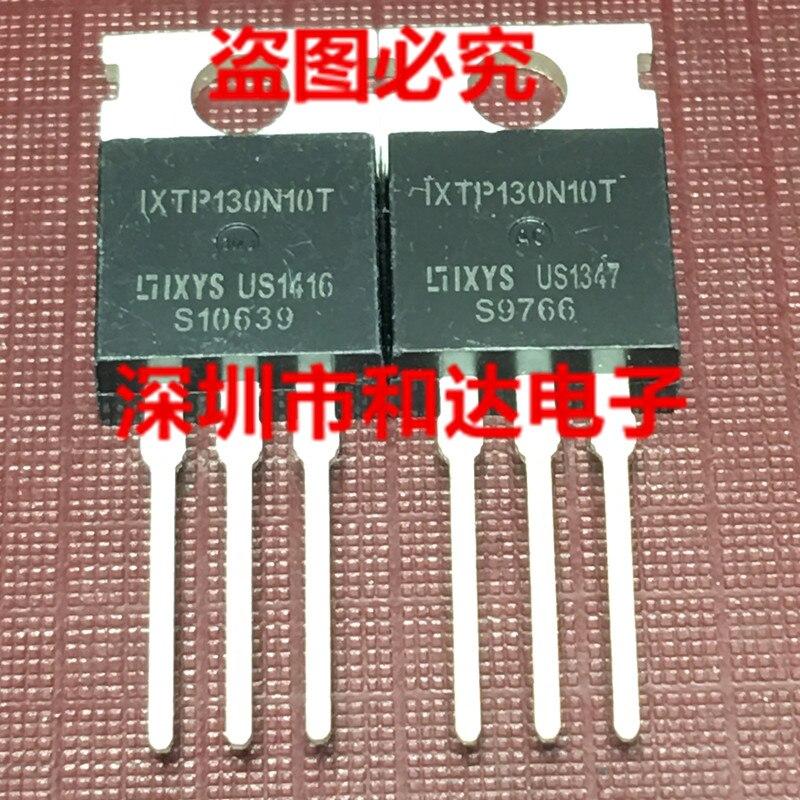 130A IXTP130N10T PARA-220 100V