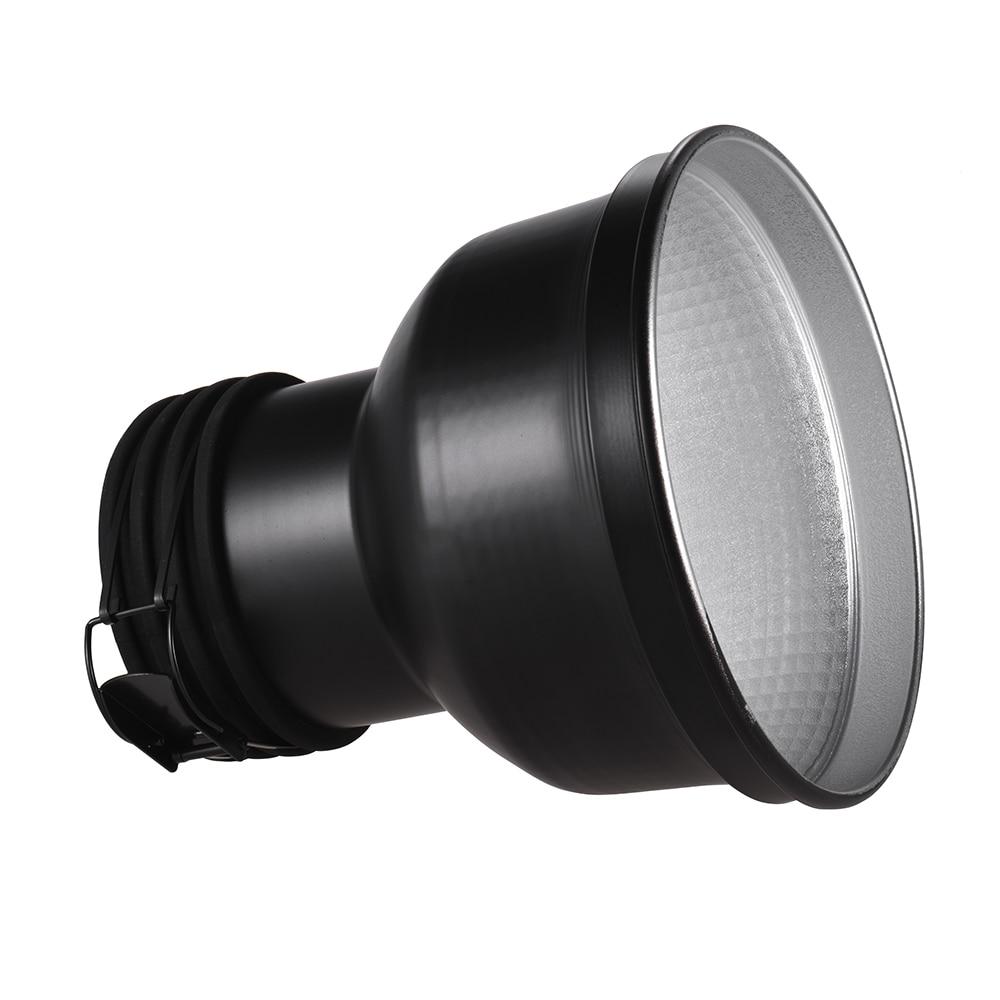19,5 см металлический светоотражатель абажур для фотовспышки Profoto светильник Speedlite применяется для фотовспышки