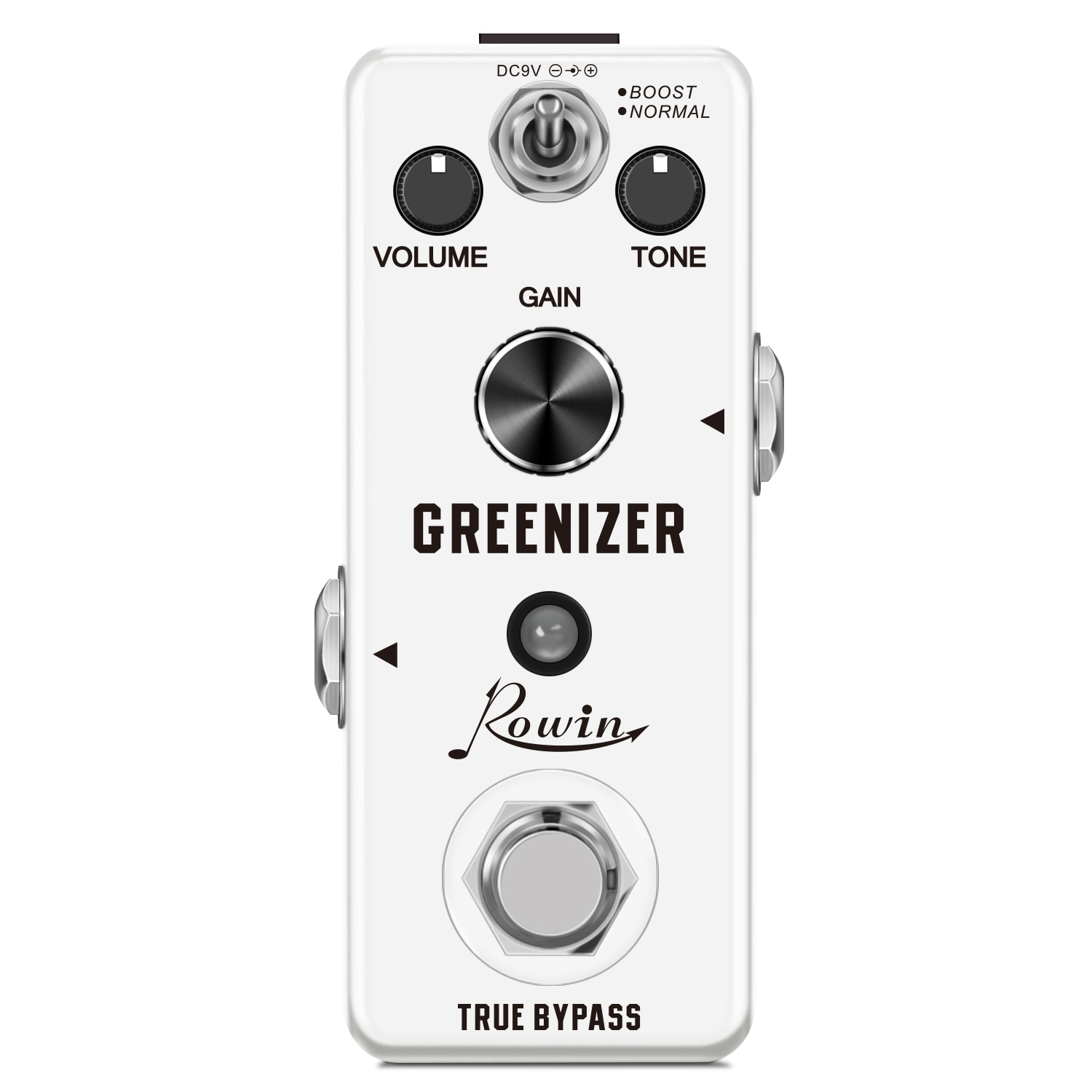 Rowin GREENIZER LEF-323 guitar pedal Ture Bypass Analog pedal for guitar