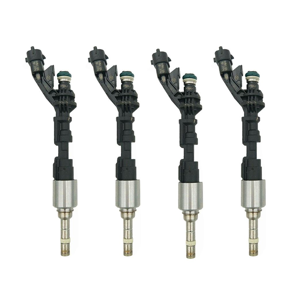 Fabriqué 4 pièces injecteur de carburant pour Jaguar F-TYPE XF XK Land Rover Discovery 5.0L référence # 8W93-9F593-BB 0261500105