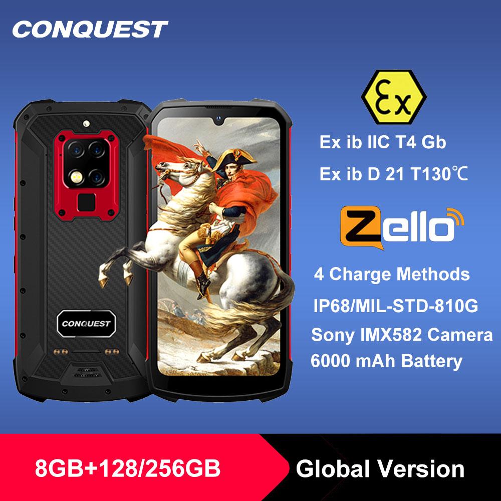 Global Version S16 IP68 Waterproof 4G Mobile Phone 6.3