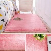 thick faux fur carpet for living room plush rug child bedroom fluffy bedside home decor area rugs soft velvet palor floor mat