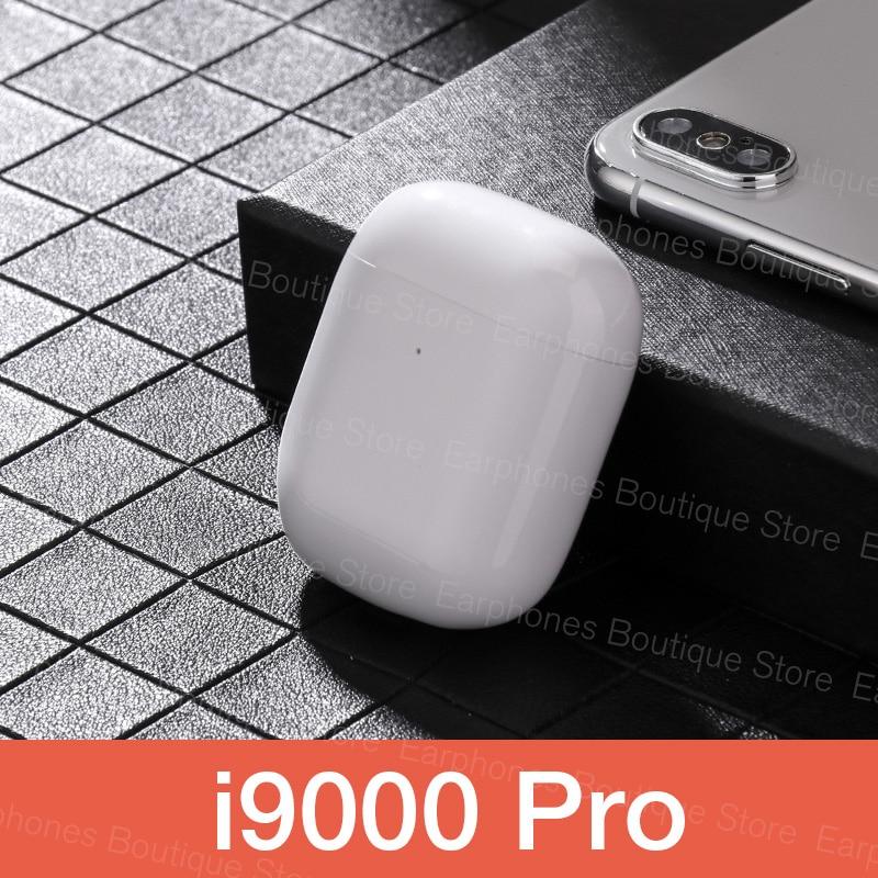 2021 NEW i9000 Pro Wireless Earphone TWS Bluetooth Headphones HiFi Stereo Earbuds Sport Headset PK i