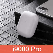 2021 новые беспроводные наушники i9000 Pro TWS Bluetooth наушники HiFi стерео наушники Спортивная гарнитура PK i12 i90000 max 3 i9s i500