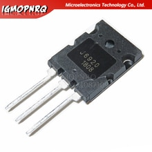 5 pièces J6920 HD TV ligne tuyau transistor p IC 20A/1700 V nouveau original