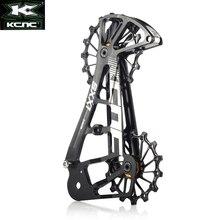 KCNC-Cage de poulie surdimensionnée pour vtt SRAM Eagle XX1 X01/GX/NX, dérailleur arrière, Guide 14T 16T 70G, noir