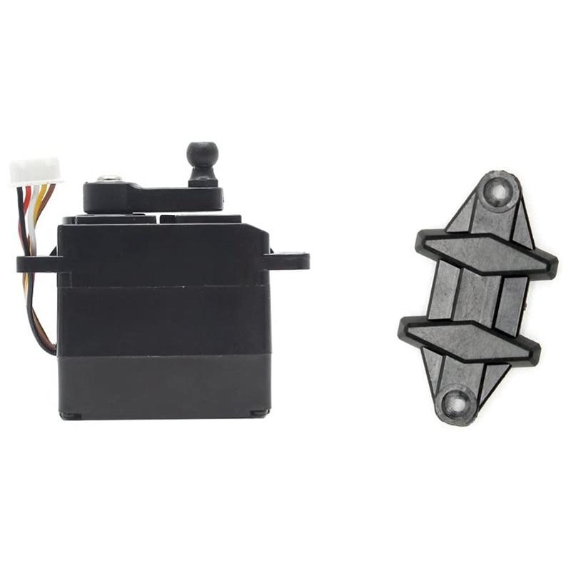 Accesorio Servo de 5 cables para coche RC, repuestos 25-ZJ04 para 9125, accesorio para coche de control remoto para coche RC