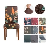 fabric modern chair covers for dining room chairs covers spandex elastic chair covers for chairs for kitchen wedding chair cover