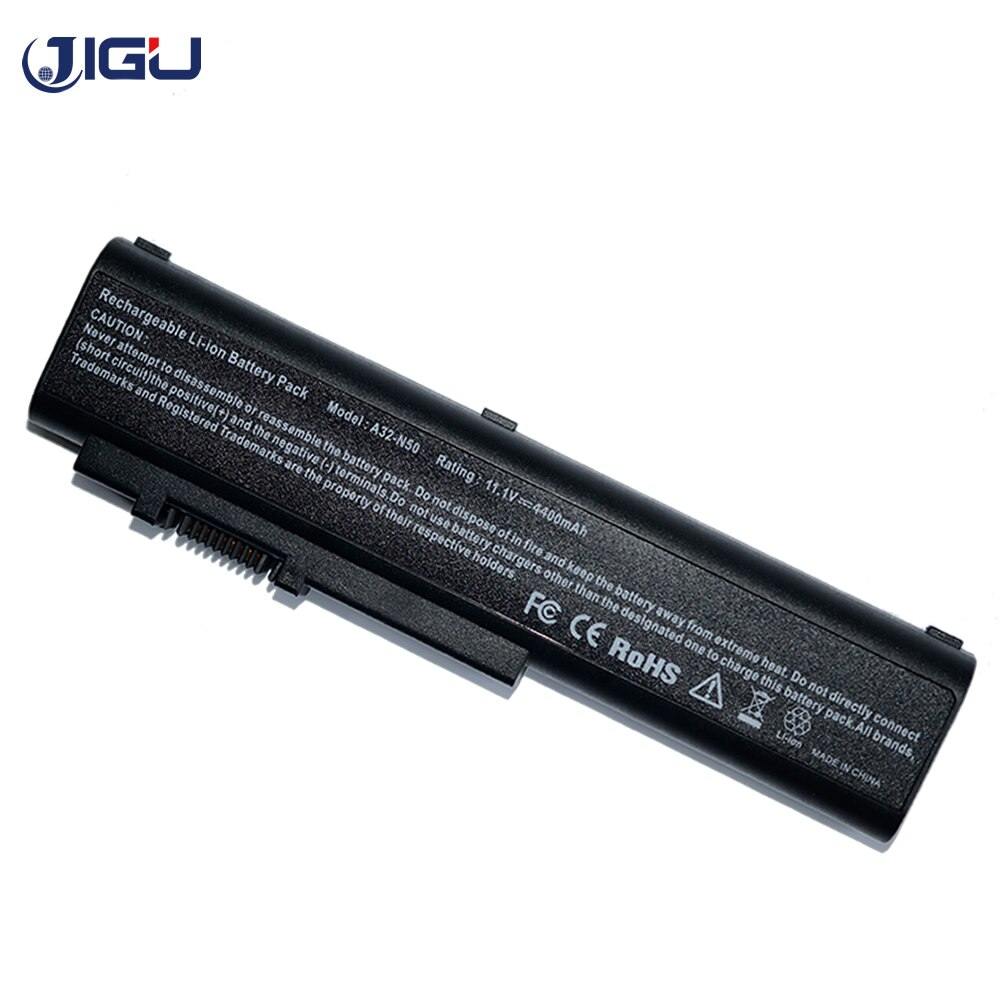 JIGU Laptop Batterie Für Asus A32-N50 A33-N50 N51 N50 N50VC N50VN N51S N51V N51A N51TP 90NQY1B2000Y 90-NQY1B1000Y 90NQY1B1000