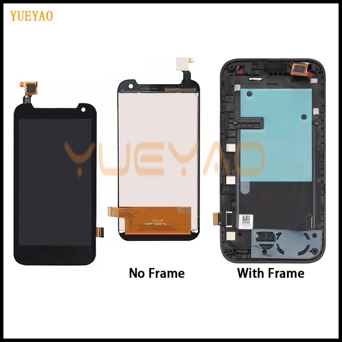 Pantalla LCD de 4,5 pulgadas para HTC Desire 310 pantalla LCD + MONTAJE DE digitalizador con pantalla táctil pieza de repuesto