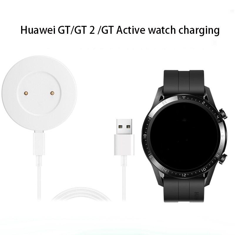 Cargadores Huawei Watch GT relojes inteligentes GT2e GT2 portátil muelle 42- 46mm deporte clásico activo Honor Magic 1/2 Dock Accesorios