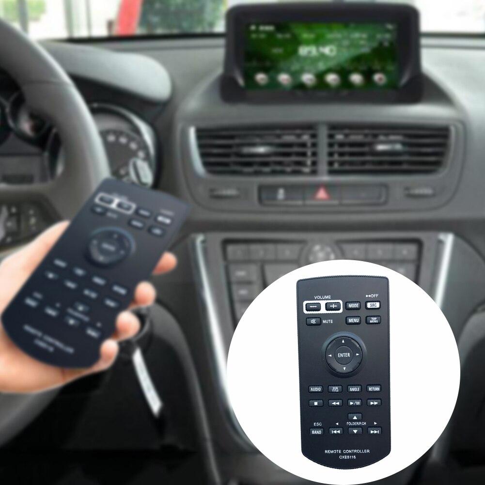 CD profesional CXE5116 Control remoto Mini coche estéreo DVD ABS Audio inalámbrico Digital accesorios Auto Radio para seleccionar
