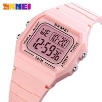 skmei young fashion girls boys watch return sports digital teenager wristwatches stopwatch girl boy watches reloj hombre 1683