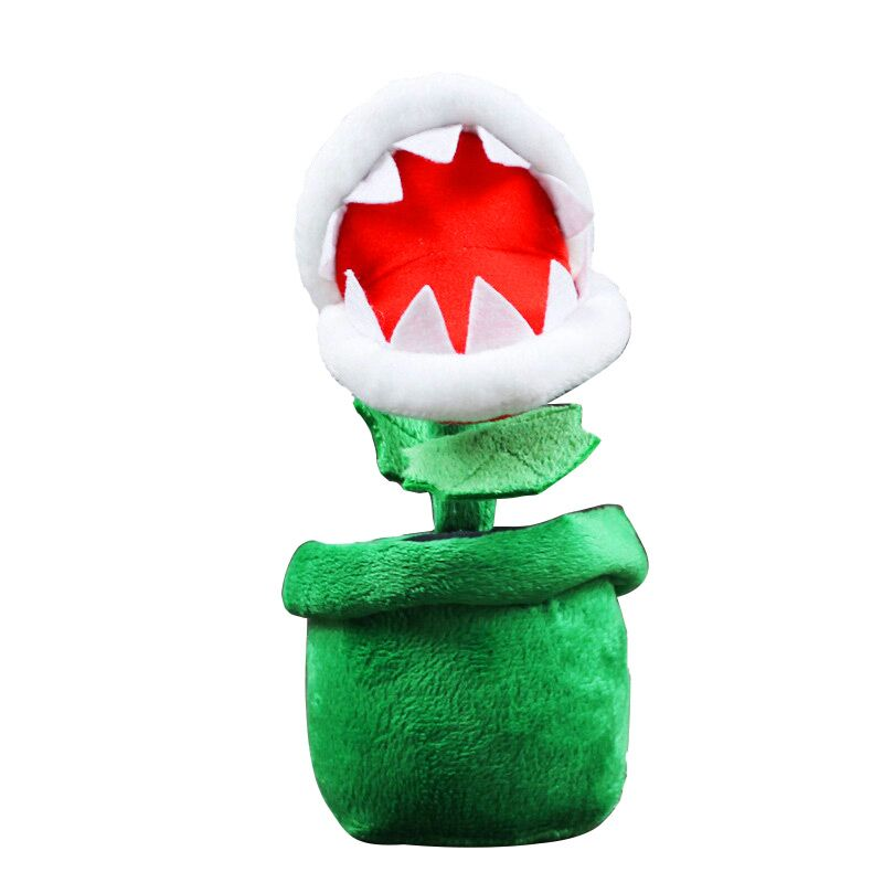 20cm New Game Luma Piranha Plant Luma Anime Soft Kids Peluche Luma Stuffed Kids Gifts Luigi Plush Doll Toys