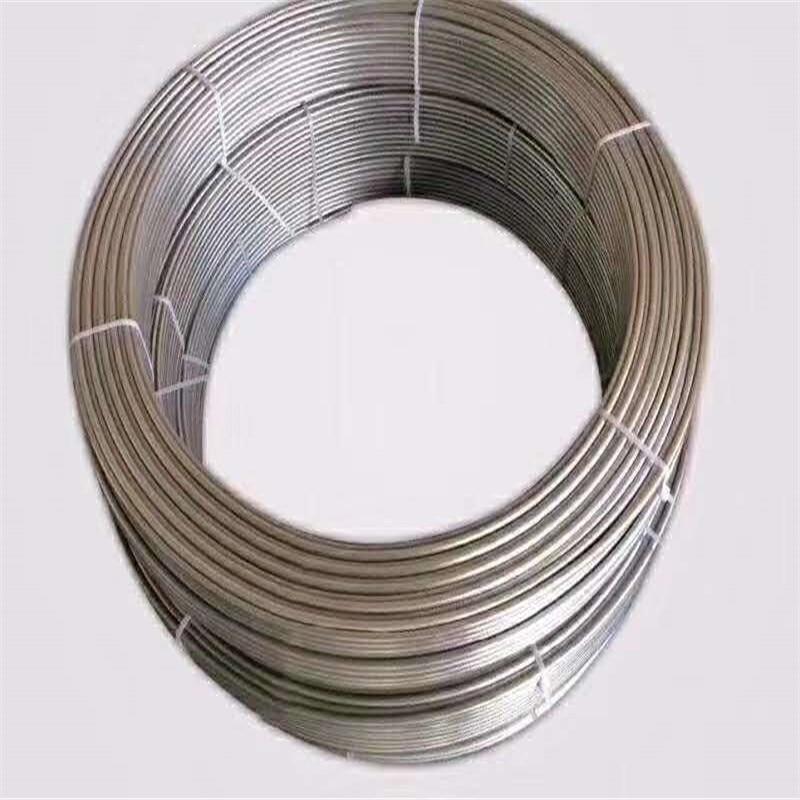 Стандарт ASTM 9,5 мм SS304 Нержавеющаясталь катушки трубы для нефти и газа маслопровод 1000 мм Заводская цена оптовая цена