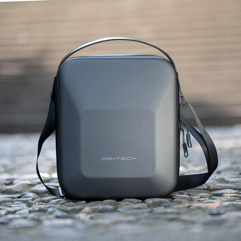 PGYTECH-حقيبة كتف PU مقاومة للماء ، صندوق تخزين للطائرة بدون طيار DJI Mavic 2 Pro /Zoom ، ملحقات