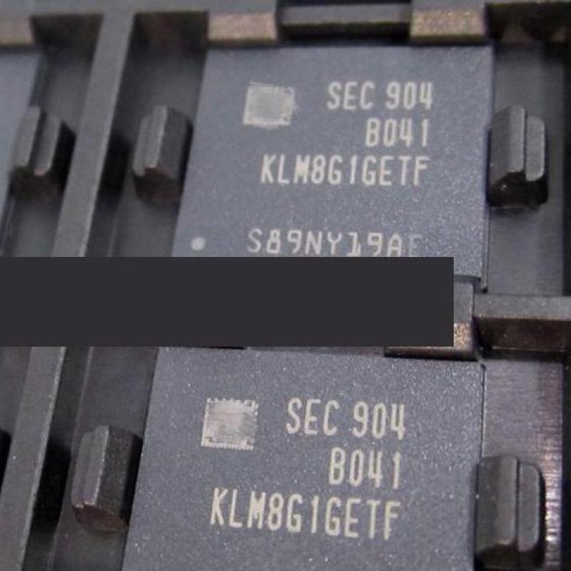 Nuevo KLM8G1GETF-B041 KLM8G1GETF BGA 1 Uds ~ 10 uds/lote