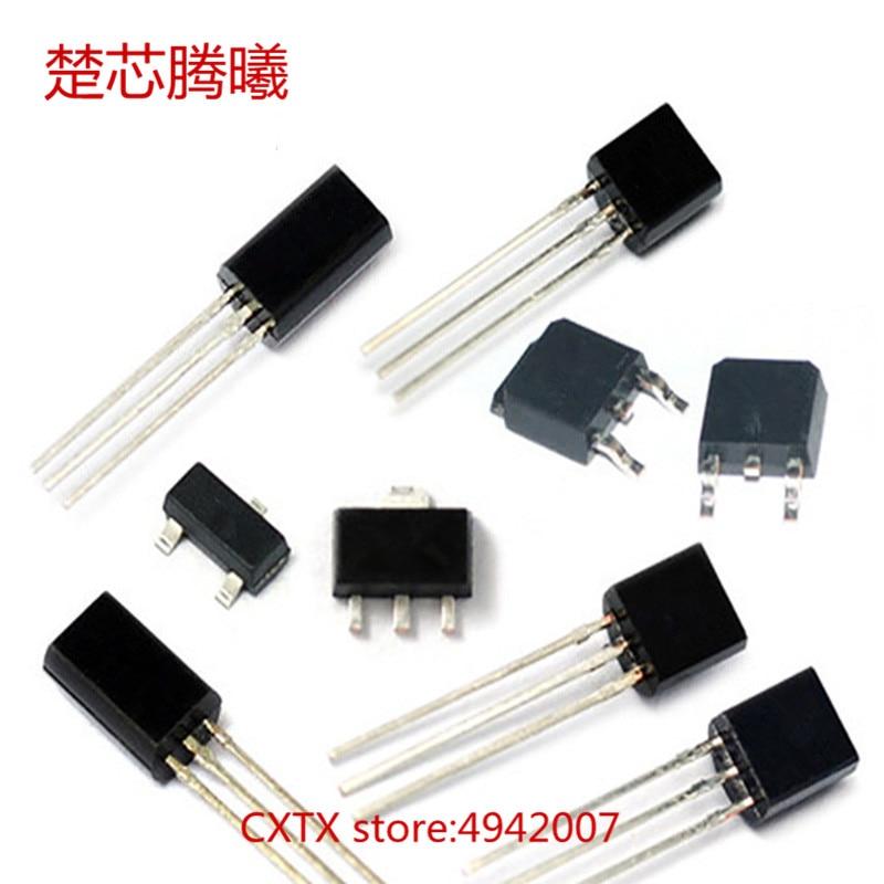 CHUXINTENGXI BZX84C9V1 BZX84C8V2 BZX84C7V5 BZX84C6V8 Z8 7 6 5 para más modelos y especificaciones, póngase en contacto con el servicio al cliente