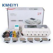 Hwato SDZ-III 6 الناتج الكهربائية الوخز بالإبر العلاج جهاز تحفيز مدلك