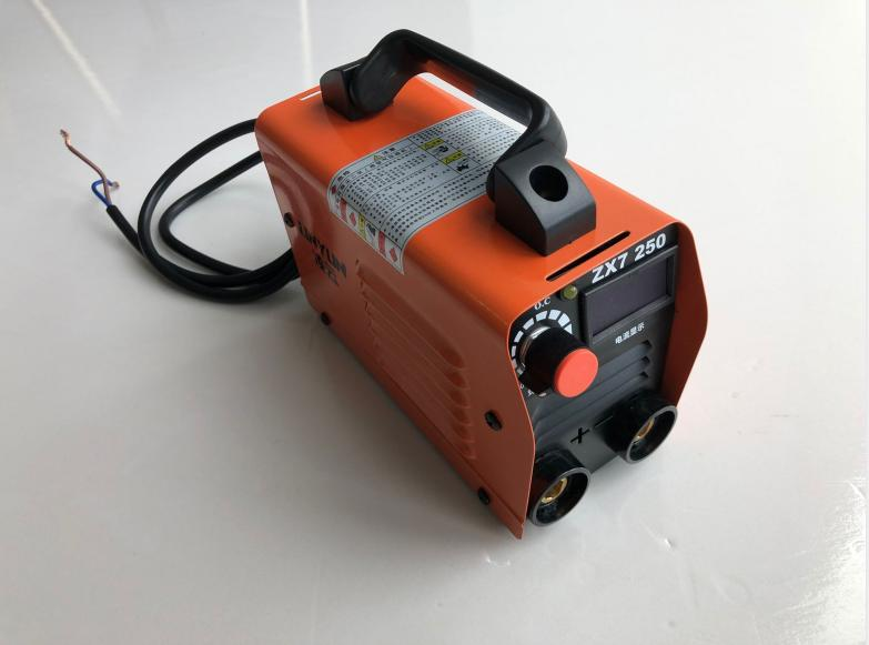 220V 250A ARC Welder Inverter IGBT Mini MMA Welding Machine