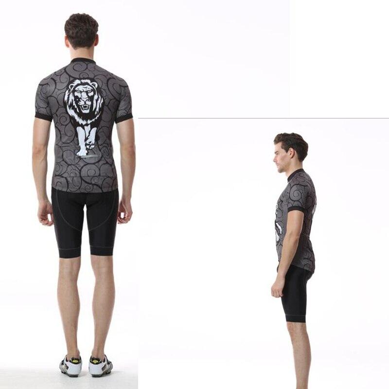 Q460 Nuevo 2017 ciclismo condole cinturón traje con manga corta bicicleta Shorts-Manga verano sling suit New ciclismo Bib Shorts