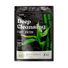 Detox Foot Patches for Stress Relief Deep Sleep Natural Herbal Toxins Clean Body Toxins Cleansing He