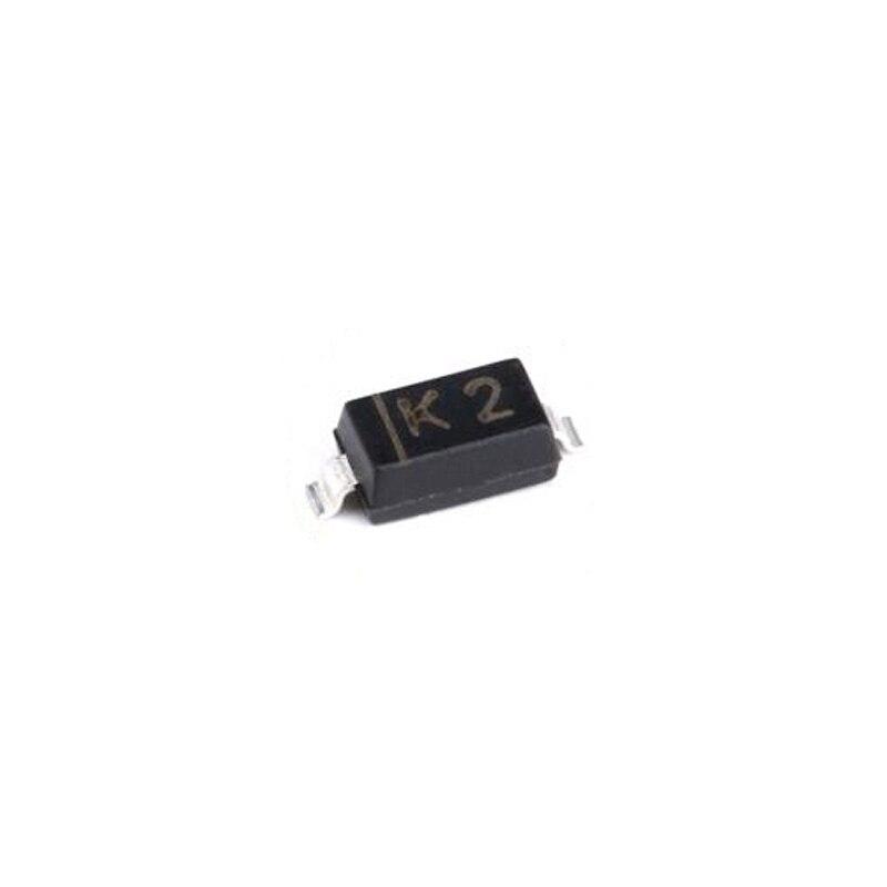 100 unids/lote MMSZ5252B pantalla de seda K2 SOD-123 24 V/0,35 W SMD diodo Zener nuevo y Original