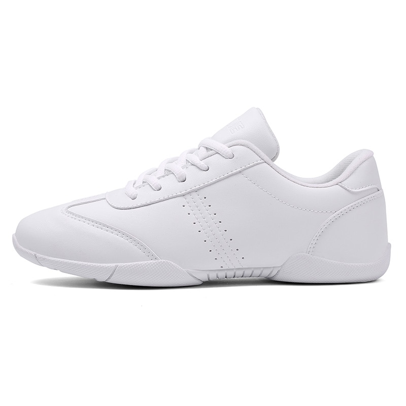Children's athletic shoes, women's aerobics shoes, leather face and body shaping shoes N853