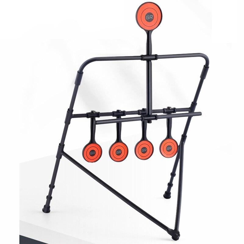Новый Пейнтбол 5 мишеней для детей сброс спиннера стрельба мишени для детей на открытом воздухе тренировок/игр