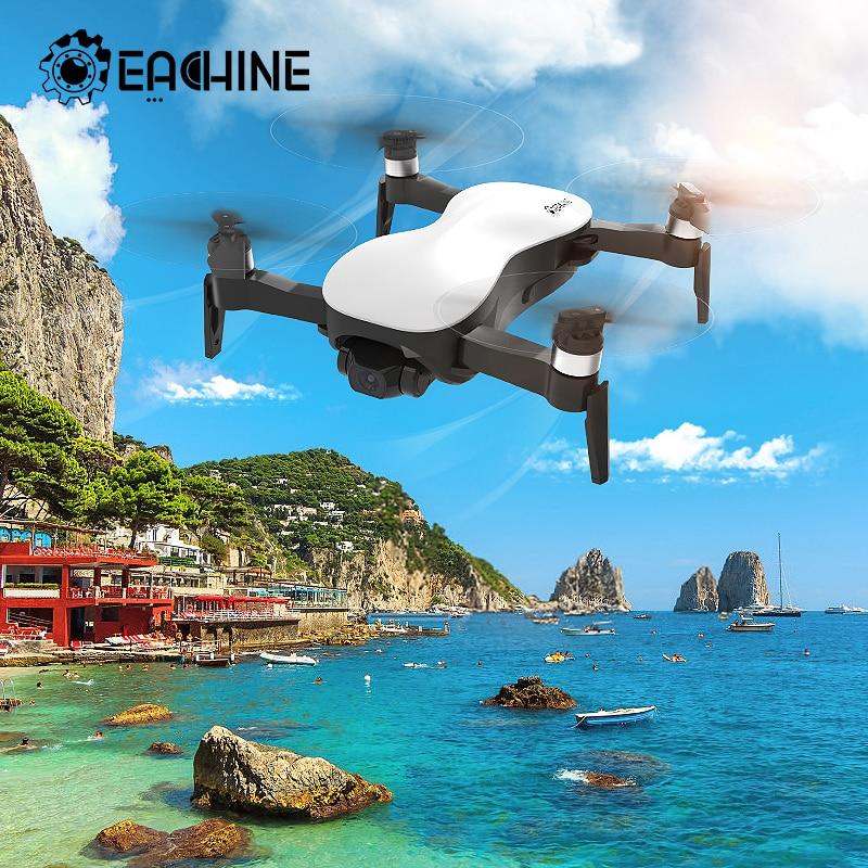 Eachine EX4 RC Quadcopter الطائرة بدون طيار هليكوبتر مع 4K المهنية HD كاميرا 5G WIFI FPV GPS وضع 3 محور مستقر Gimbal RTF لعب