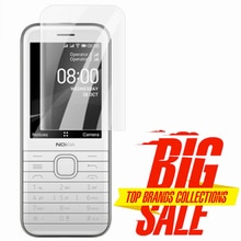 Cell Phone Tempered Screen protector Guard Film for NOKIA 8000 4G Mobile phone HD anti-scratch elect