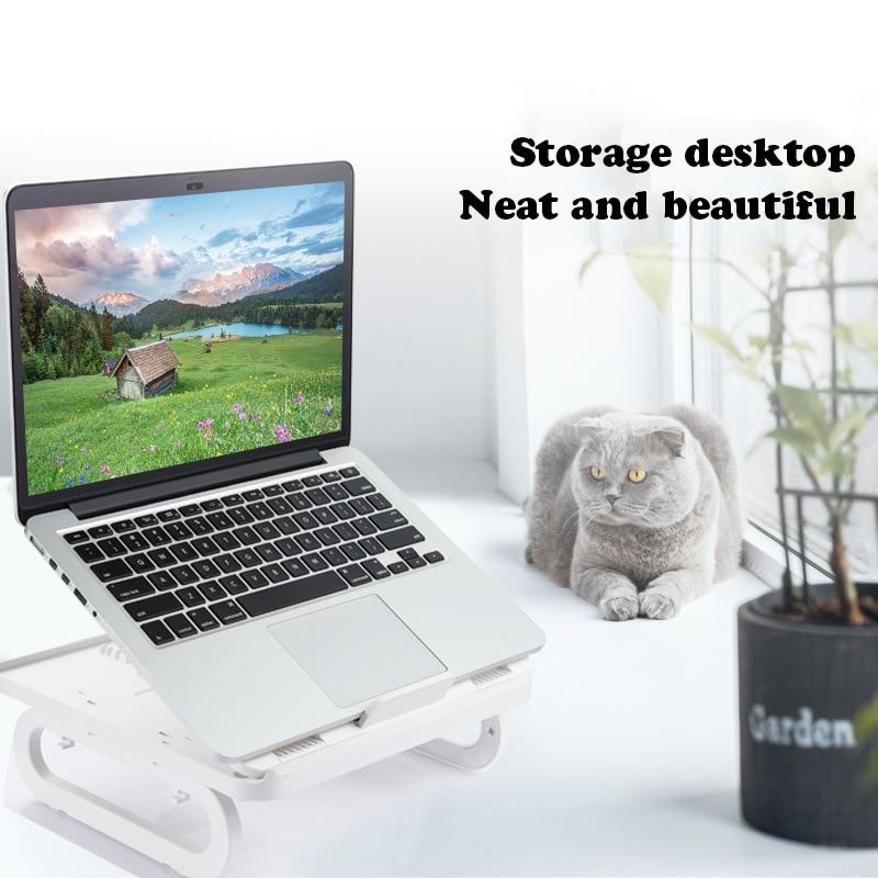الكمبيوتر تخزين قوس إزالة للطي تبديد الحرارة زيادة قوس 10 والعتاد رفع قوس الكمبيوتر المحمول اكسسوارات الكمبيوتر
