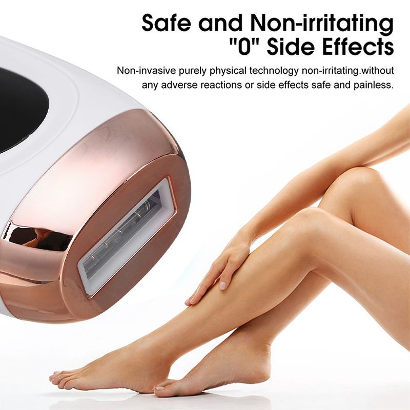500000 Flash 5 Gear Permanent IPL Epilator Laser Hair Removal Home Electric Photo Women Painless Threading Hair Remover Machine enlarge