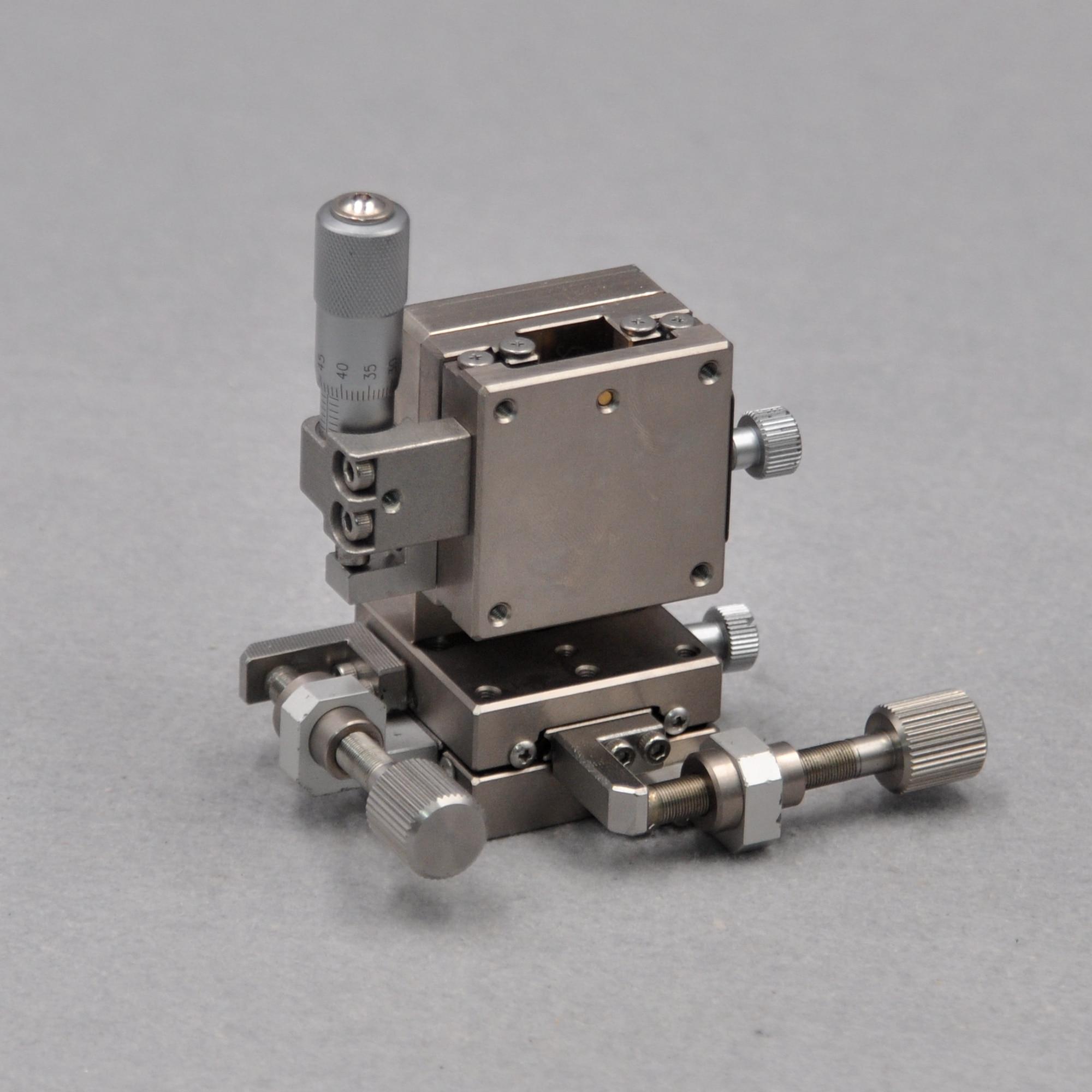 SURUGA SEIKI XYZ axis three-dimensional BXT04013-CL BSS23-40C1 optical manual high precision displacement fine-tuning slide