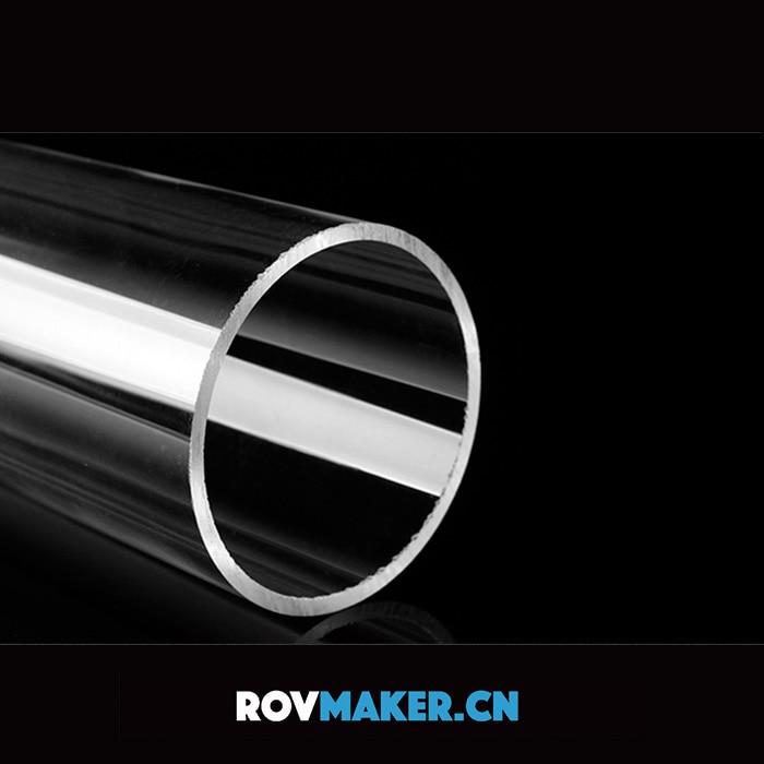 Acrylic Tube PMMA Tube Plexiglass Sealed Cabin Tube