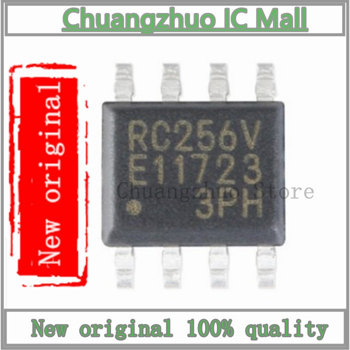 10 unids/lote MB85RC256VPNF-G-JNERE1 SOP-8 RC256V SOP8 MB85RC256VPNF-G SOP MB85RC256VPNF SMD MB85RC256 IC Chip original nuevo