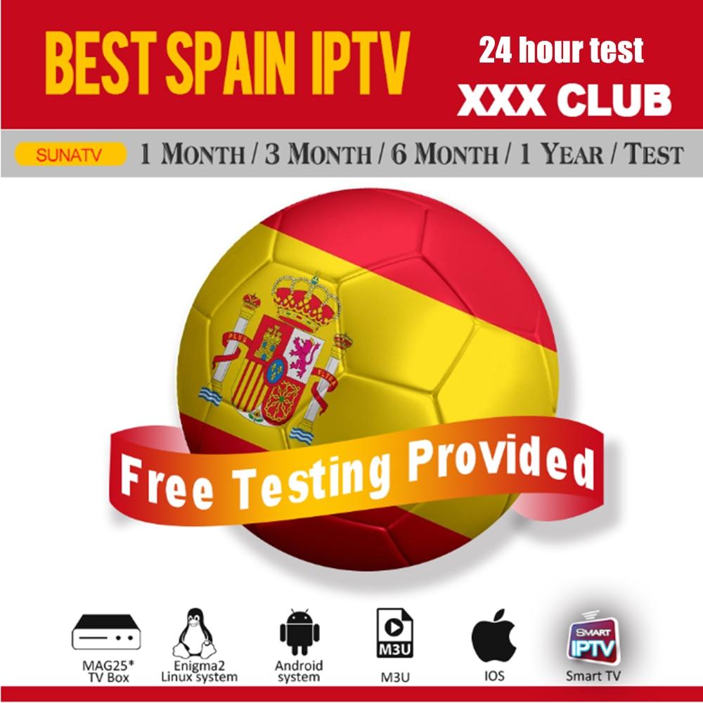 Premium HD Welt IPTV Spanien M3U XXX Italien Dutch Drance Portugal Deutschland UK Für Android TV Smart IPTV Codes keine APP enthalten