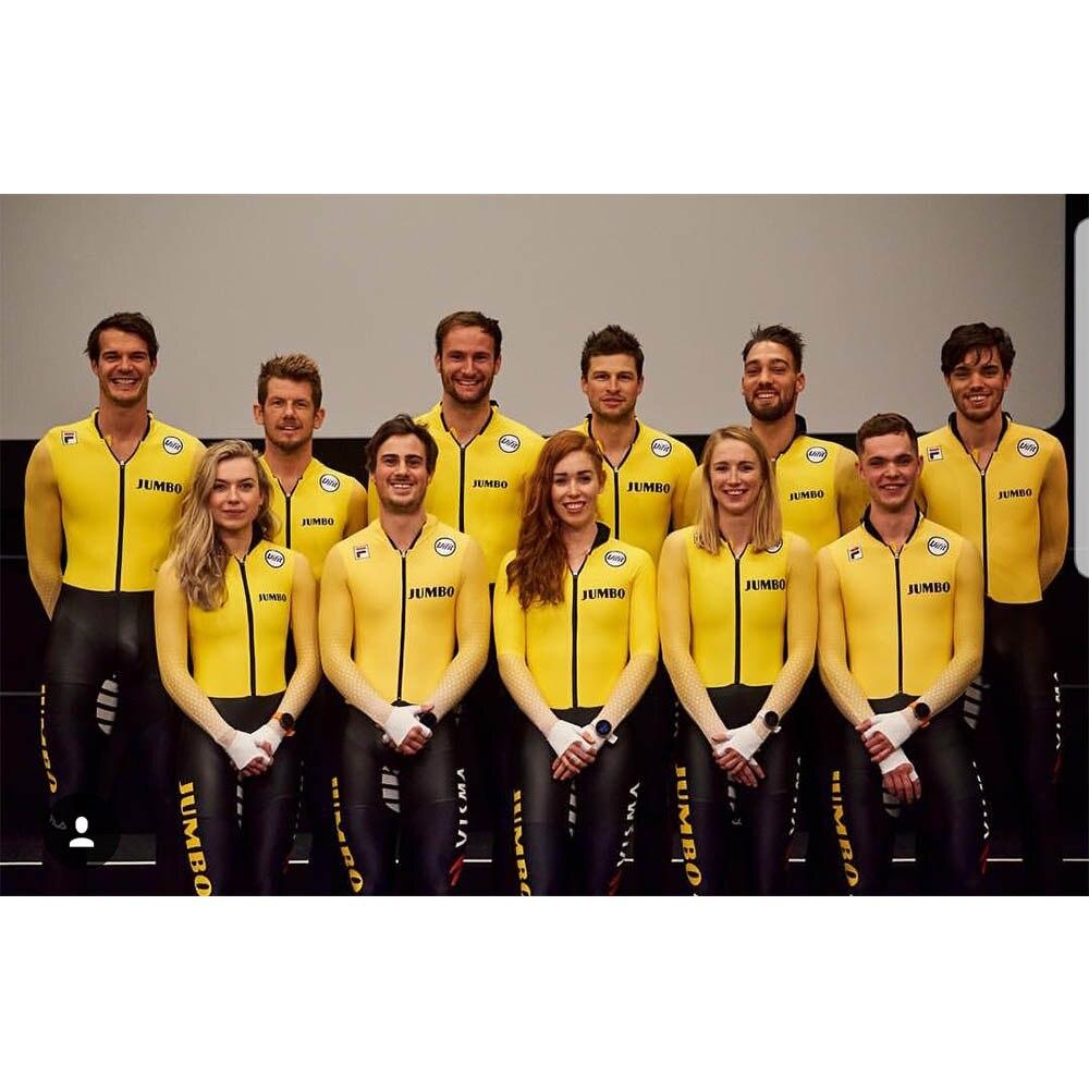 Jumbo Uifit 2020 Fila Велоспорт Триатлон унисекс на заказ длинный костюм Цельный боди три костюм скоростной Купальник Спортивный костюм для бега