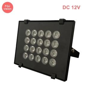 DC 12V 20Pieces Infrared Lamp Led Illuminator Waterproof CCTV Camera Night Vision Filled IR Light for Surveillance System