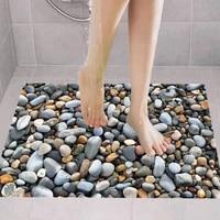 simulation stone pattern self adhesive thickening wallpaper living room bedroom shop bathroom waterproof wall sticker 5070cm