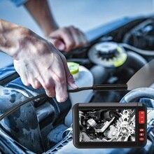 Автомобильный эндоскоп, промышленный эндоскоп, водонепроницаемый зонд, автомобильный капремонт, трубопровод, внутренний детектор транспортного средства, змеевидная камера