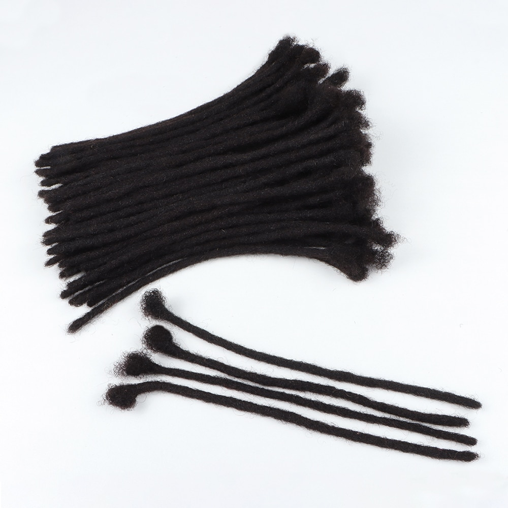 100% человеческие волосы ручной работы, дреды, афро кудрявые, оптом