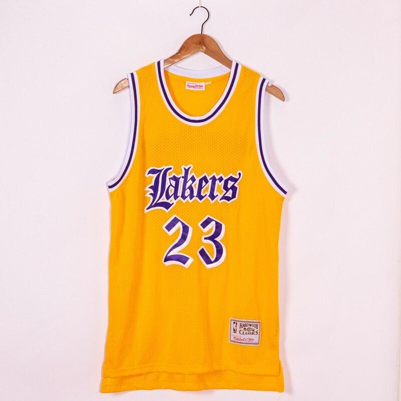 Jersey de la NBA de Los Ángeles Lakers edición de ciudad de...