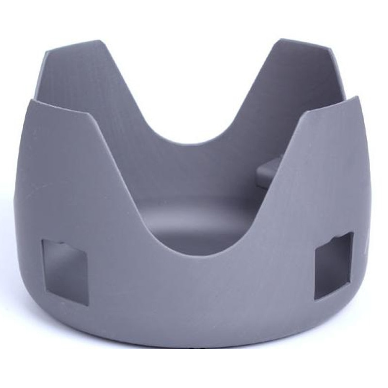 Soporte para estufa de Alcohol portátil para exterior, Base para estufa de Camping, soporte para Mini quemador de Alcohol ultraligero, protector de soporte