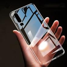 Мягкий силиконовый чехол для телефона Huawei P7 P8 P9 P10 P20 P30 P40 P Smart Z G G8 G9 Play Lite Mini Plus Pro 2017 2018 2019
