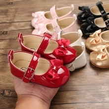 New Children Princess Leather Shoes 3 Colors Casual Baby Girls Fashion Brand Sport Shoes Dance Shoes