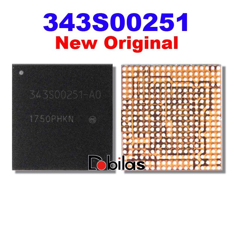 3 قطعة/الوحدة 343S00251-A0 343S00251 جديد الأصلي لباد برو الرئيسية امدادات الطاقة IC رقاقة PMIC PM IC رقاقة شرائح شحن مجاني