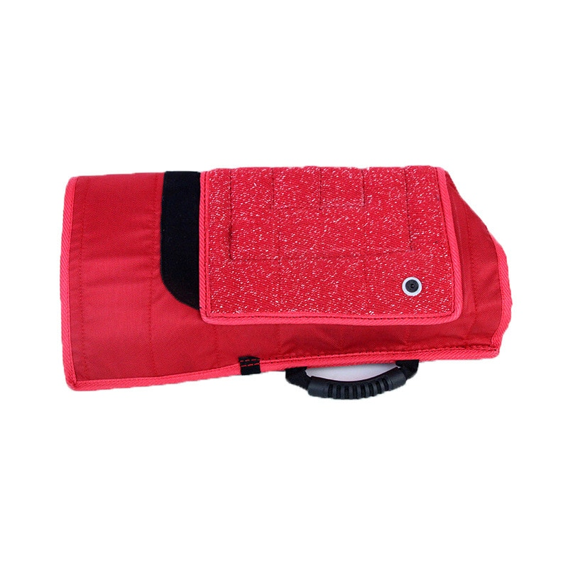 Dog Bite Sleeve Protective Gear Portable Sturdy Durable Pet Agility Training Equipment Supplies Arm Protector Tools Accessories